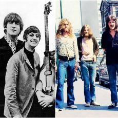 Aynı Anda Aktif Oldukları Dönem İçinde Beatles mı Daha Başarılıydı, Led Zeppelin mi?