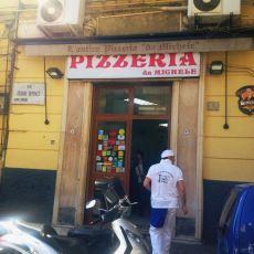 Dünyanın En İyi Pizzasını Yaptığı Söylenen 150 Yıllık Restoran: L'Antica Pizzeria da Michele