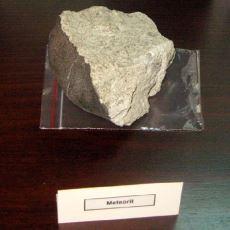 Çanakkale'ye Düşen Meteoritte Yaşam İzlerinin Olması