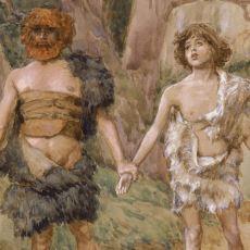 Kökeni Sümer Mitolojisine Dayanan Eski Bir Hikaye: Habil ile Kabil
