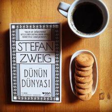 Stefan Zweig'a Başlamak İçin Okunabilecek En İdeal Kitaplardan Biri: Dünün Dünyası