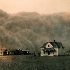 1930'larda Amerika'da Meydana Gelen İklimsel Felaket: Dust Bowl