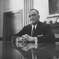 Tam 48 Yıl FBI Başkanlığı Yaparak Muazzam Bir Güce Kavuşan Adam: John Edgar Hoover