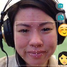 Kaşınız Gözünüz Oynadıkça Değişen Duygu Durumunuzu Eşzamanlı Olarak Ekranda Gösteren Uygulama