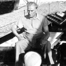 Mustafa Kemal Atatürk'ün İçki, Sigara veya Hastalık Yüzünden Değil, Hatay Yüzünden Ölmesi