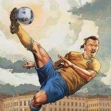 Marvel ve ESPN'in Birlikte Hazırladığı EURO 2016'nın Kahramanlarının İllüstrasyonları