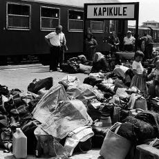 350 Bin Bulgaristan Türkünün Baskı ve Zulümle 1989'da Zorla Türkiye'ye Göç Ettirilmesi