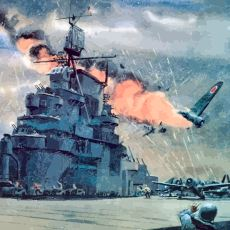 Japon Havacıların Düpedüz İntihar Niteliğindeki Askeri Saldırı Metodu: Kamikaze