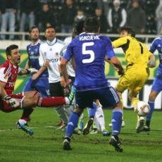 Spor Tarihine Bileğinin Hakkıyla Geçen, Efsane Beşiktaş-Dinamo Kiev Karambolü