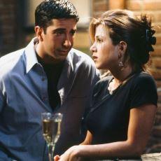 Friends Dizisinde Ross, Başka İyi Seçenekler de Varken Neden Rachel'ı Seçti?