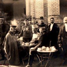 Atatürk'ün, Sonradan Kıyafet Devrimi Yapmasına Sebep Olacak 1910  Picardie Manevraları Ziyareti