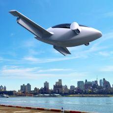 Uçan Arabalar Sonunda Geliyor Demenizi Sağlayacak Lilium Jet Firması ve Uçan Taksiler