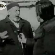 1978 Yılında Ankara'nın Bir Köyünde TRT'ye Çıkma Vaadiyle Kandırılan Tontiş Dedeler
