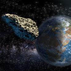 NASA'ya Göre 29 Nisan 2020'de Dünya'ya Çarpabilecek Olan Asteroid: 1998 OR2