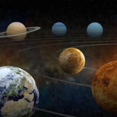Gezegenlerin Renkleri ve O Renklere Neden Olan Detaylar