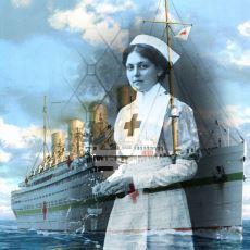 Titanic de Dahil Olmak Üzere Uğradığı 3 Gemi Kazasından da Sağ Çıkan Kadın: Violet Jessop