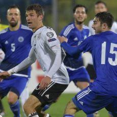 Efsane Milli Takım San Marino'nun Alman Golcü Müller'e Verdiği Unutulmaz Cevap