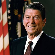 Aktörlükten Gelen ve Sovyetler'i Bitirdiği Söylenen Eski ABD Başkanı: Ronald Reagan