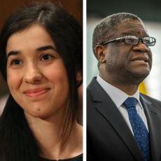 2018 Nobel Barış Ödülünün Sahipleri Nadia Murad ve Denis Mukwege Kimdir?