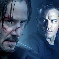 Aksiyon Filmi Severlerin Favori Kıyaslaması: Jason Bourne vs John Wick