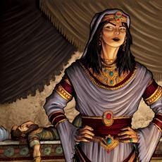 Tevrat ve İncil'deki En Kötü Yürekli ve En Günahkar Kadın: Jezebel