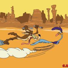 Hızıyla Ünlü Çizgi Film Karakteri Road Runner Kaç KM Hızla Koşuyor?