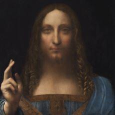 Da Vinci'nin Yeni Keşfedilen ve İnanılmaz Bir Fiyata Satılan Gizemli Tablosu: Salvator Mundi