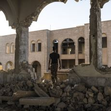Savaştan Büyük Zarar Gören Musul'da Şu An Günlük Hayat Nasıl?