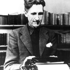 George Orwell'ın Totaliter Rejimin Karanlık Noktalarına Değindiği Kült Romanı: 1984