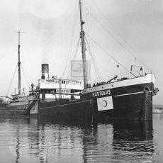 Nazi İşgalindeki Yunanistan'a Yardım Götüren Kurtuluş Gemisinin Hikayesi