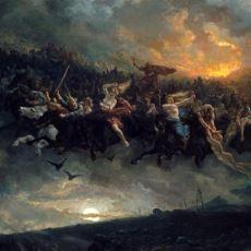 Kuzey Avrupa Kültürünün Ürpertici Olduğu Kadar İkonik Mitlerinden de Biri: Vahşi Av