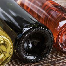 Şarap Şişelerinin Altındaki İçbükey Bombenin Sebebi Nedir?