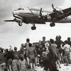 Sovyetlerin Batıya İnat Berlin'deki Karayolu ve Demiryolu Bağlantısını Kesmesi: Berlin Buhranı