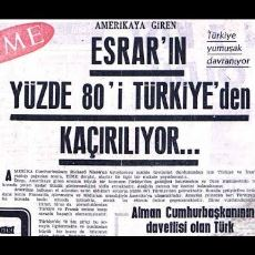 Bir Dönem ABD ile Türkiye'yi Ciddi Bir Krizin Eşiğine Getiren Haşhaş Sorunu