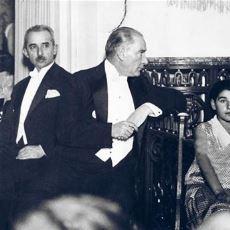 Atatürk'ün, Gemilerini İzmir Limanı'ndan Çekmeyen İngiliz Donanma Komutanına Verdiği Ayar