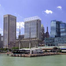 Kimilerine Göre ABD'nin En Sıkıcı, Tehlikeli ve İç Bunaltan Şehri: Baltimore