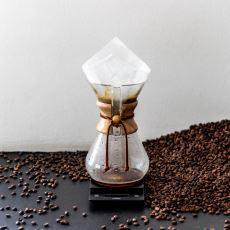 1941'de Bir Kimyagerin İcat Ettiği Chemex ile Nasıl Kahve Demlenir?
