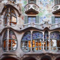 20. Yüzyılın Başında Avrupa'yı Sarsıp Binaları Masalsılaştıran Sanat Akımı: Art Nouveau