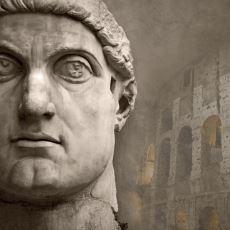 Roma İmparatorluğu'na Hristiyanlığı Getiren I. Konstantin Nasıl Hristiyan Oldu?