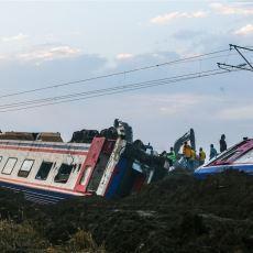Demiryolu İnşaatında Bulunmuş Bir Mühendisin Ağzından: Çorlu-Halkalı Yolcu Treni Neden Devrildi?