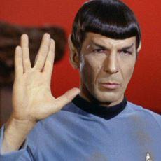 Star Trek'teki Vulcan Selamı Nereden Geliyor?