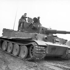 II. Dünya Savaşı'nın En Çok Korkulan Alman Tanklarından Biri: Tiger