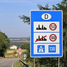 Almanya'daki Otobanlarda Hız Sınırı Yok mu?