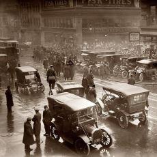 1915 Yılı Amerika Günlük Yaşamına Dair Okurken 'Yok Artık' Diyeceğiniz Bazı İlginç Bilgiler