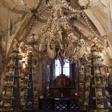 Orta Çağ'ın Karanlık Yüzünü Yansıtan Korkunç Yapı: Sedlec'in İskelet Kilisesi