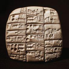Kökeni MÖ 3200'e Kadar Dayanan Enteresan Bir Yazıt: Standart Meslekler Listesi