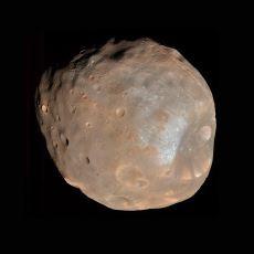 Milyonlarca Yıl Sonra Mars'a Çarpması Beklenen Uydu: Phobos