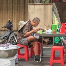 Önünüzde Yemek Varsa Okumayın: Çin'de Normal Bulunan Aşırı Tiksindirici Alışkanlıklar