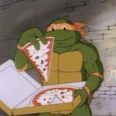 Ninja Kaplumbağalar'ın Toplamda 53.664 Adet Pizza Yemesi