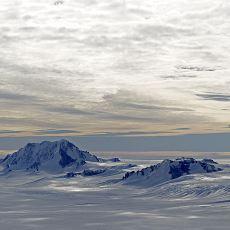 Hiçbir Devletin Sahiplenmediği Dünya'nın En Geniş Sahipsiz Bölgesi: Marie Byrd Toprakları